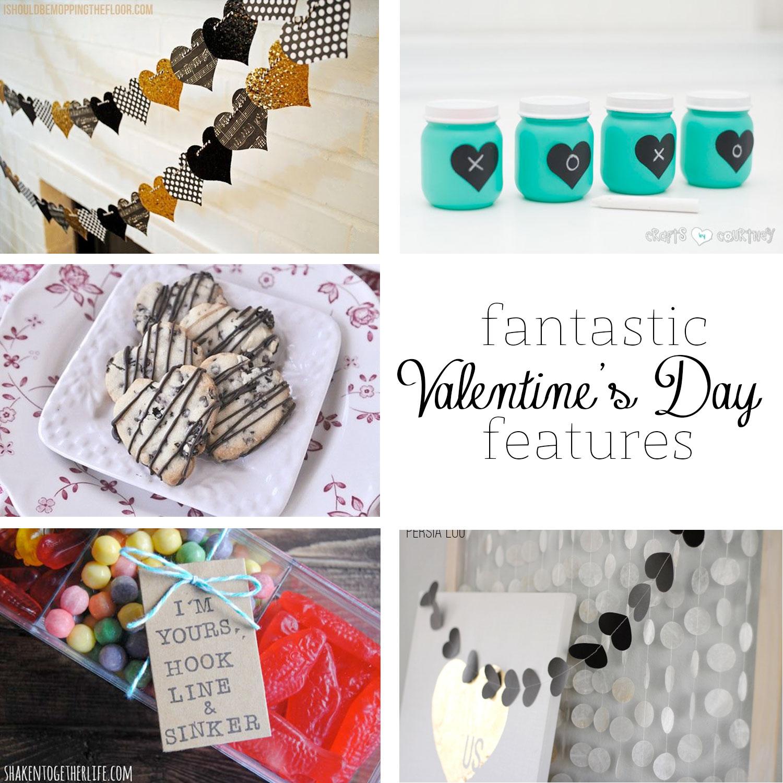 5 Fantastic Valentine's Features