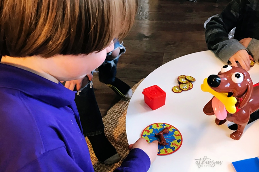 Turn off the tech this holiday season and celebrate time with friends & family with a board game party! Kids of all ages will love spending time together.