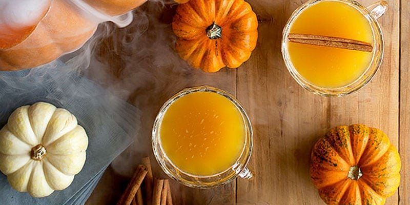 Halloween Pumpkin Punch /// Saturday Special by Atkinson Drive