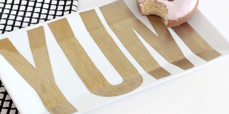 YUM Serving Platter