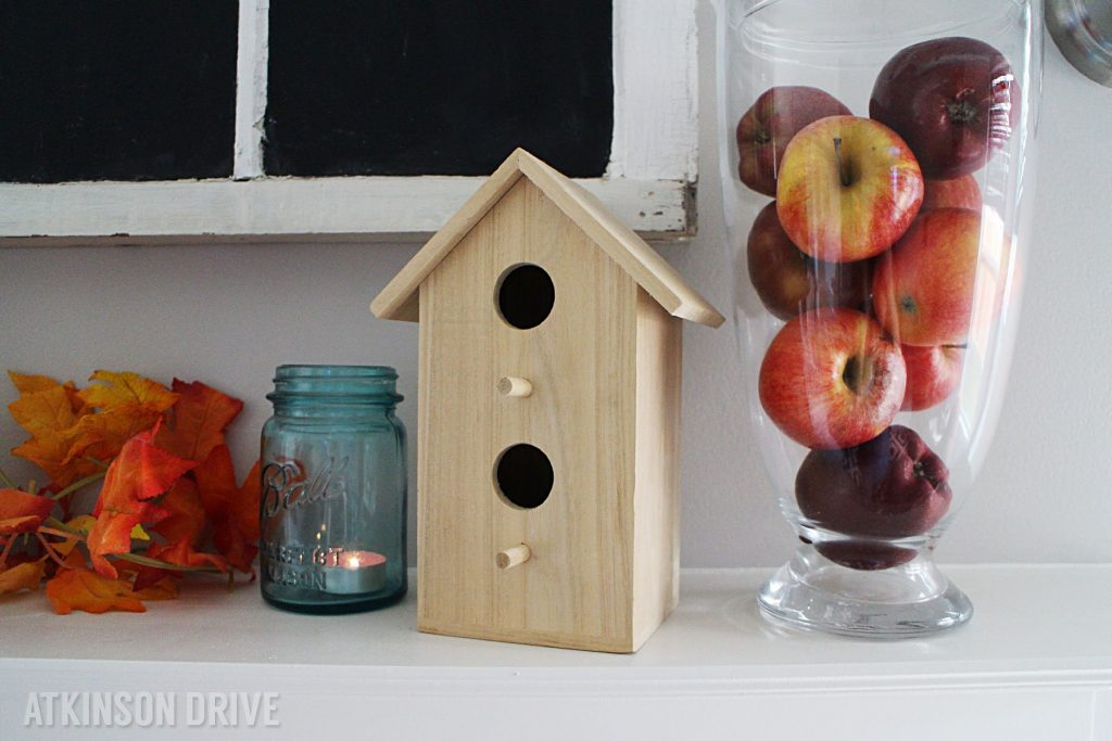 #Apple Orchard #Mantel by Atkinson Drive /// #Fall #Decor