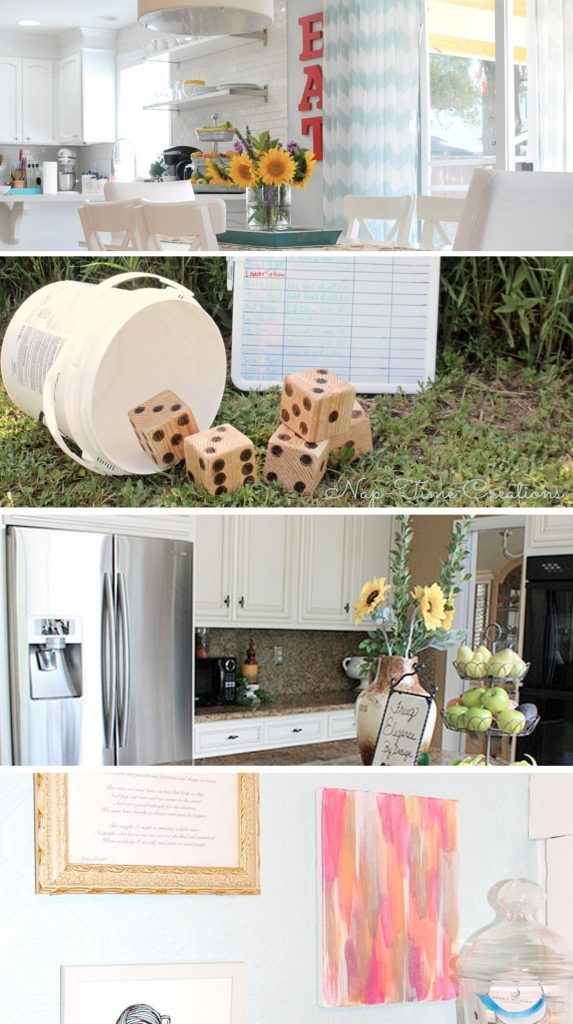Pinworthy Projects Link Party Features (August 13, 2014) by Atkinson Drive