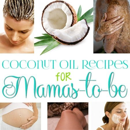 Coconut Oil Recipes for Mamas-to-Be   Atkinson Drive