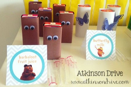 Printable Lorax Party Pack | Atkinson Drive