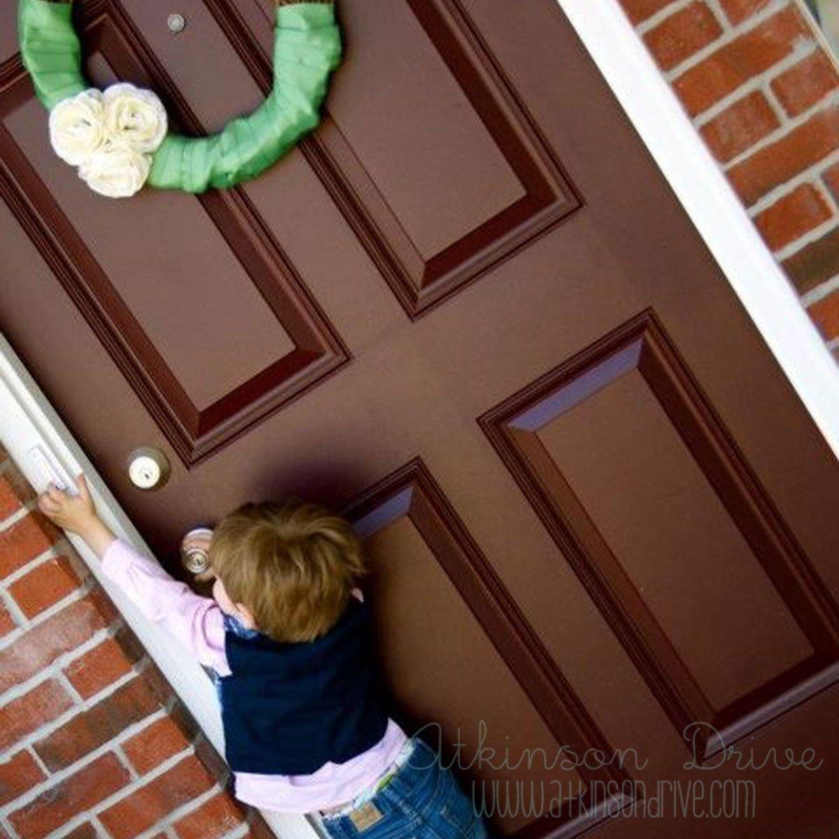 All-Seasons Front Door Wreath
