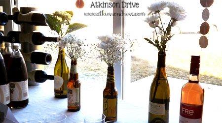 Vino & Ale {Beer & Wine} Tasting Party | Atkinson Drive