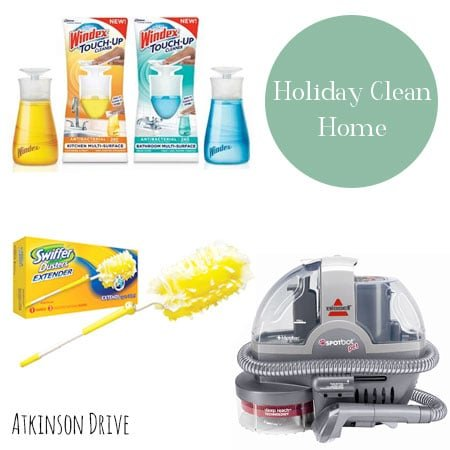 Easy Ways to Keep a Clean Home for the Holidays | Atkinson Drive