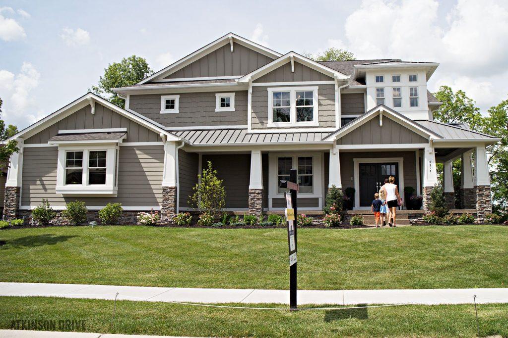 Home-a-Rama 2014: G&G Custom Homes   Atkinson Drive