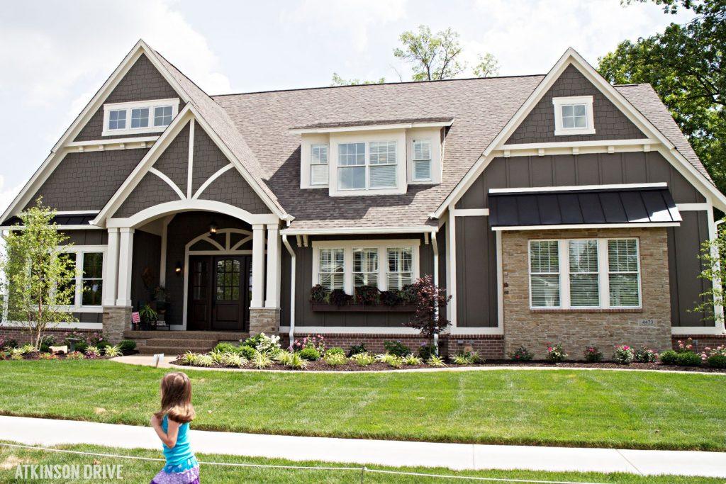 Home-a-Rama 2014: Heartwood Custom Homes   Atkinson Drive