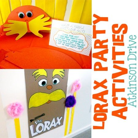 Lorax Activities for Kids