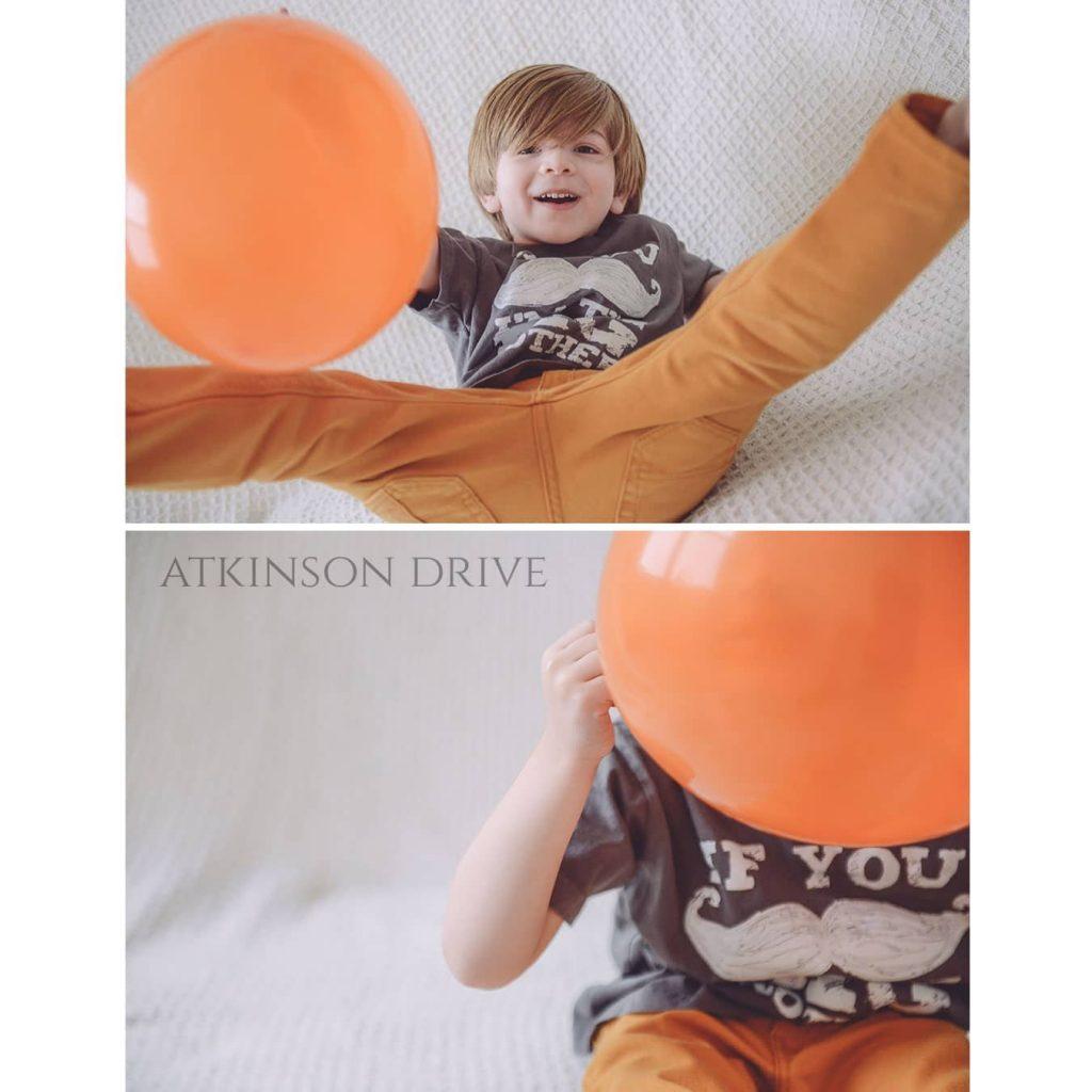 Older Sibling Photo Shoot   Atkinson Drive