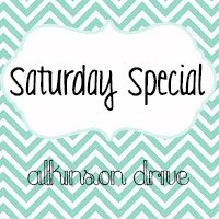Saturday Special {Week 22}