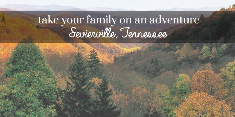 Take your family on an adventure to #Sevierville Tennessee! Check out some of the best attractions, shopping centers, and restaurants.