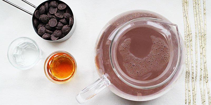 Spiced Chocolate Nightcap
